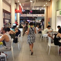 Photo taken at Food Gallery 32 by Richard E. on 6/21/2012