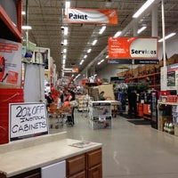 Photo taken at The Home Depot by Jasmine M. on 4/29/2012
