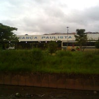 Photo taken at Rodoterminal de Bragança Paulista by Luucas O. on 5/15/2012