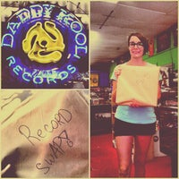 Photo taken at Daddy Kool Records by Ray R. on 6/28/2012