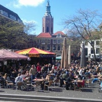 Photo taken at Grote Markt by Johan S. on 5/12/2012