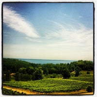 Photo taken at Chateau Chantal Winery Inn by Suzanne P. on 7/6/2012