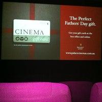 Photo taken at Palace Cinemas by Rosa O. on 8/25/2012