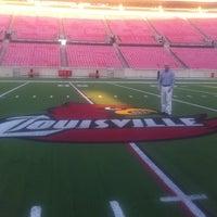 8/23/2012にScott R.がCardinal Stadiumで撮った写真