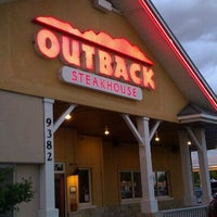 Photo taken at Outback Steakhouse by Stephen G. on 4/5/2012