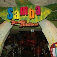 Photo taken at Samba Brazilian Steakhouse by Yusri Echman on 8/1/2012