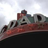 Снимок сделан в Bagdad Theater & Pub пользователем Brian V. 6/2/2012
