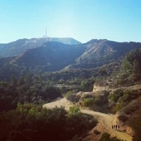 Photo taken at Griffith Park by Stacey~Marie on 8/28/2012