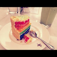 Photo taken at Oh La La Cafe by Irene on 6/26/2012