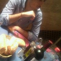 Photo taken at Café Chacolí by Alejandro T. on 5/10/2012