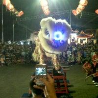 """Photo taken at Klenteng """"Hok Sian Kong"""", Mojokerto by Charli Agung T. on 4/12/2012"""