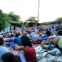 Photo taken at Beverly S. Sheffield Zilker Hillside Theater by Dominic M. on 8/12/2012
