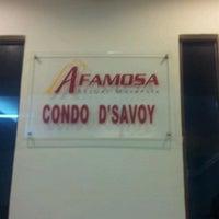Photo taken at A'Famosa D Savoy Condo by Ku E. on 6/3/2012