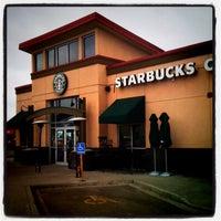 Photo taken at Starbucks by Jim N. on 3/30/2012