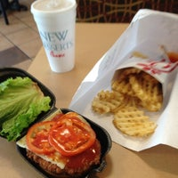 Photo taken at Chick-fil-A by chanelle f. on 5/11/2012