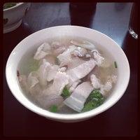 Photo taken at 新好运咖啡店 by tohdodon on 6/12/2012