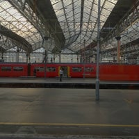 Photo taken at Platform 3 by Zoltan G. on 6/20/2012