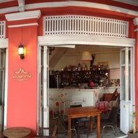 Photo taken at Pranakorn Café by balloony on 9/1/2012