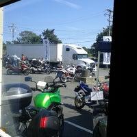 Photo taken at Island BMW Motorrad by Sarah T. on 7/26/2012