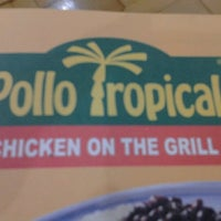 Photo taken at Pollo Tropical by Marco L. on 8/5/2012