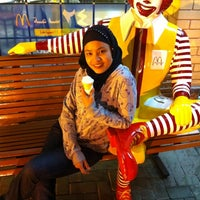 Photo taken at McDonald's by Dwi S. on 3/9/2012