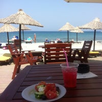 Photo taken at Creta Maris Beach Resort by Olesya . on 5/2/2012