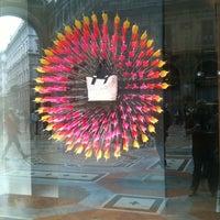 Photo taken at Louis Vuitton by Silvia C. on 5/1/2012