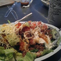 Photo taken at Chipotle Mexican Grill by Kellie C. on 3/3/2012