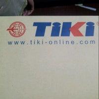 Photo taken at Tiki by Luhut S. on 8/28/2012