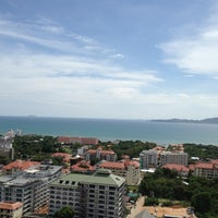 Photo taken at Pattaya Hill Resort by Joey L. on 5/25/2012