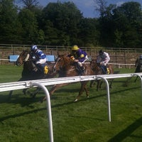 Photo taken at Chester Racecourse by Matt J. on 8/18/2012
