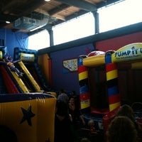 Photo taken at Pump It Up by merrick b. on 6/3/2012