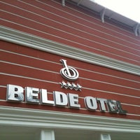 Photo taken at Belde Otel by Burak K. on 5/26/2012