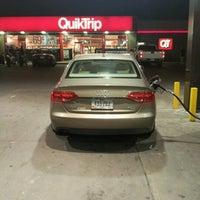 Photo taken at QuikTrip by Simon S. on 7/31/2012