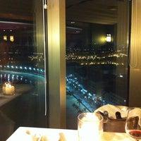 Photo taken at Altamar Restaurant - 17th Floor Gran Hotel by Juan Francisco H. on 8/18/2012
