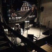 Photo taken at B-23 Lounge Music Bar by Gabriel G. on 8/26/2012