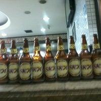 Photo taken at Amarelinho Bar by Thiago M. on 8/11/2012