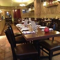 Photo taken at Abitino's Pizzeria by Allyson W. on 7/14/2012