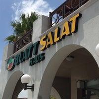 Photo taken at Blatt Salat Haus by Jeziel S. on 7/20/2012