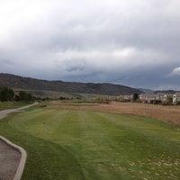 Photo taken at Deer Creek Golf Club by Travis W. on 4/14/2012