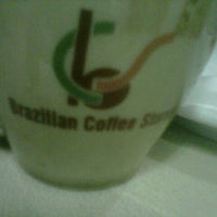 Photo taken at Brazilian Coffee Houses by Yasser A. on 7/27/2012