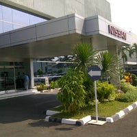 Photo taken at Nissan Motor Indonesia by edwin d. on 6/27/2012