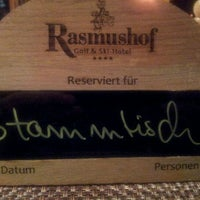Das Foto wurde bei Rasmushof Hotel Kitzbühel von Marco R. am 5/24/2012 aufgenommen