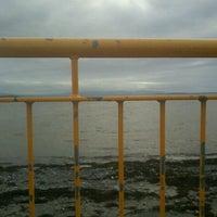Photo taken at Ballyloughaun Beach by linas k. on 9/2/2012
