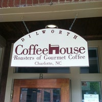 Photo taken at Dilworth Coffee House - The Original by David B. on 4/1/2012