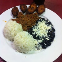 Photo taken at My Arepa by Luis H. on 3/18/2012