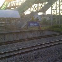 Photo taken at KTM Line - Serdang Station (KB05) by Nazureen H. on 9/7/2012