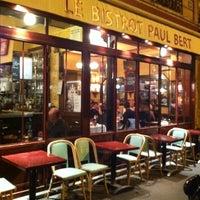 Foto scattata a Bistrot Paul Bert da Patti R. il 3/13/2012