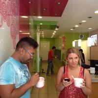 Photo taken at Phileo Yogurt by Scott J. on 6/18/2012