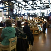 Photo taken at Milwaukee Public Market by Michael G. on 5/10/2012